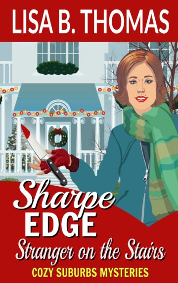 Sharpe Edge: Stranger on the Stairs