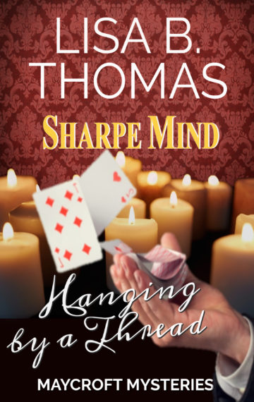 Sharpe Mind: Hanging by a Thread