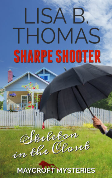 Sharpe Shooter: Skeleton in the Closet
